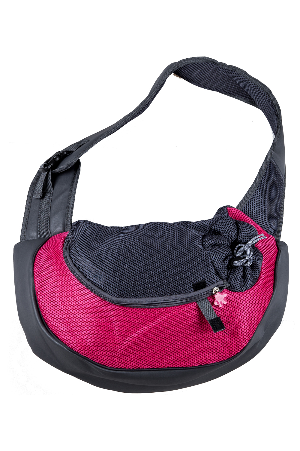 Pet Dog Cat Puppy Carry Travel Tote Shoulder Bag Purse Sling Hand Bag rose S ...
