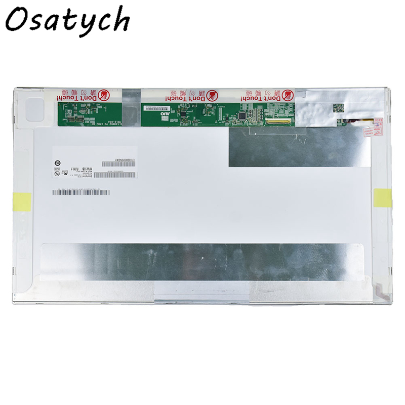 LCD LED Screen 17.3 inch For <font><b>B173HW02</b></font> <font><b>V1</b></font> Laptop Display Screen 40 pins LVDS Replacement image
