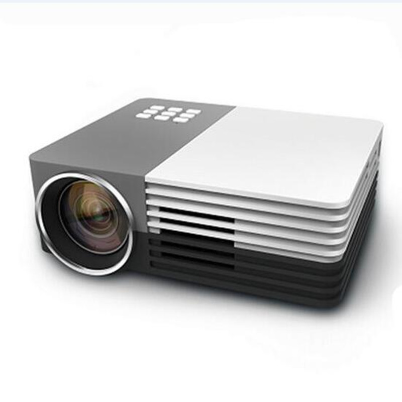 Cheapest home theater projector led mini portable micro for Micro mini projector