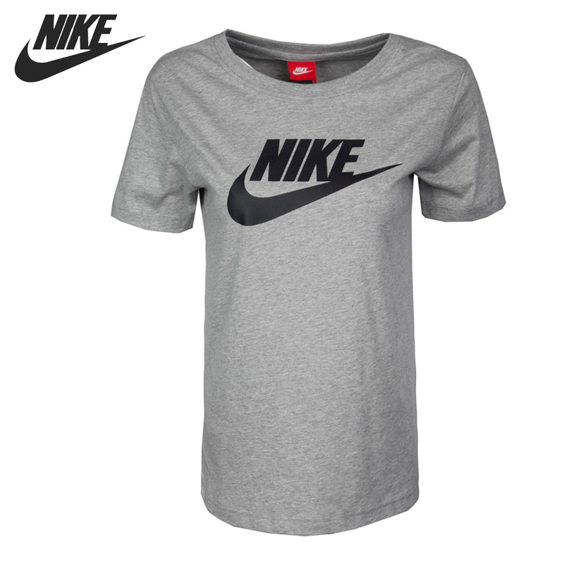 Original New Arrival 2018 NIKE AS W NSW TEE LOGOT Women's T-shirts short sleeve Sportswear original new arrival nike tee flower women s t shirts short sleeve sportswear