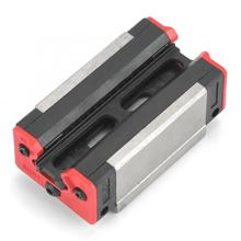 купить 1pcs HGH15CA Mini Linear Motion Guide Rail Block Slider Bearing Steel Sliding Block linear bearing linear rail по цене 596.6 рублей