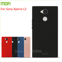 MOFI Case For Sony Xperia L2 Cover High Quality Hard Case For Sony Xperia L2 Cover Phone Shell Ultra thin Cover For Sony L2 цена и фото