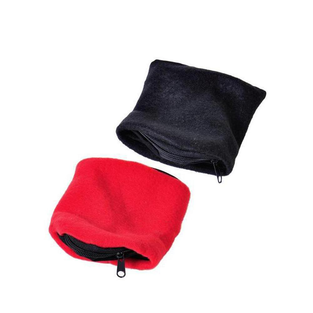 Sports Outdoor Anti-theft Multi-Function Wrist Bag Key Pack Zipper Woolsack For Carsh Travel Pouch Gym Bike Wallet Camping Tools