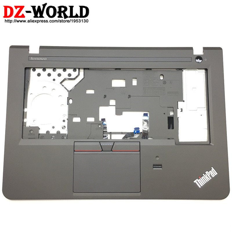New/Orig for ThinkPad E460 Keyboard Bezel Palmrest Cover with Touchpad FRT Reader Card Reader Connecting Cables 01AW177 01AW178 new original palmrest for lenovo y700 15 y700 15isk y700 15acz keyboard with backlit bezel upper cover