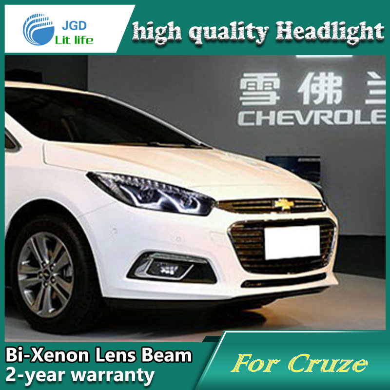 visokokvalitetna futrola za automobile za Chevrolet Cruze 2015 - Svjetla automobila - Foto 3