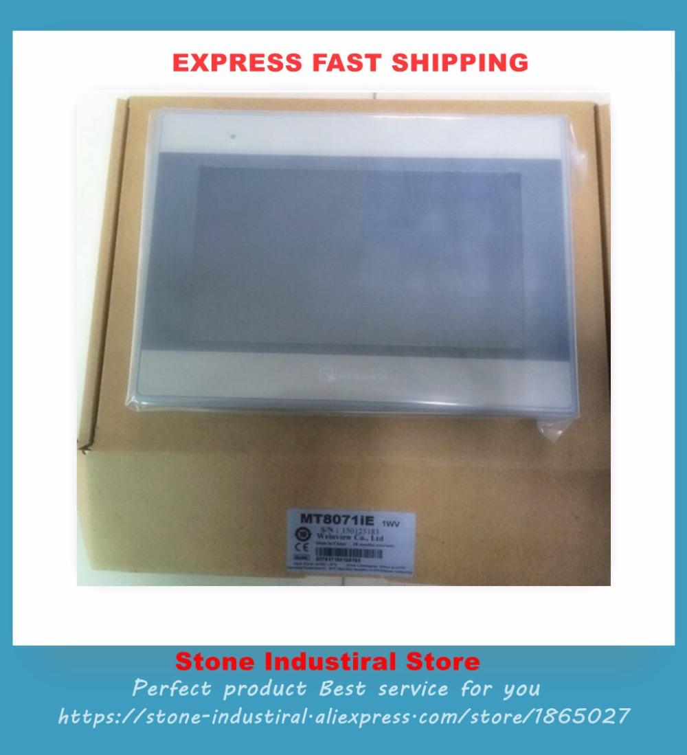 MT8071iE HMI touch screen 7 inch TFT LCD screen panel MT8071iE 1wv replace MT8070iE MT8070iH new