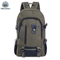2017 Backpacks High Quality Canvas Men S Backpack Men S Travel Bags Vintage Rucksack School Bags
