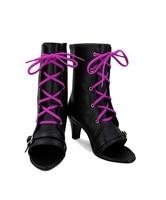 THE IDOLM@STER Cinderella Girls Koshimizu Sachiko Cosplay Boots Shoes Custom Made
