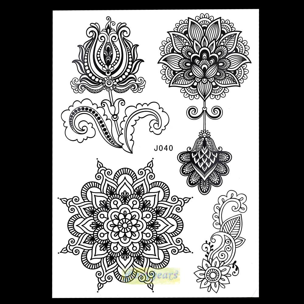lotus flower tattoo reviews online shopping lotus flower tattoo reviews on. Black Bedroom Furniture Sets. Home Design Ideas