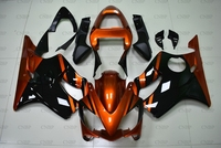 CBR600F4i 2001 Fairing CBR600F4i 2001 2003 Orange Red Black Fairings CBR600 F4i 2002 Fairing