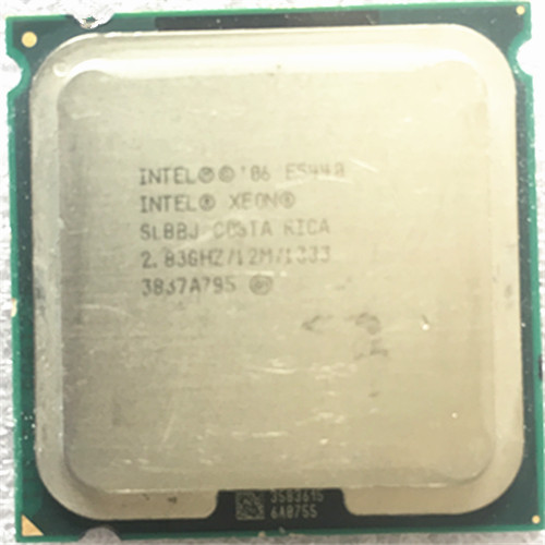 Intel Xeon E5440 server CPU//2.83GHz //LGA771//L2 Cache 12MB//Quad-Core