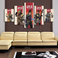 Apex Legends Game Decor Painting HD Printed Picture Paintings Canvas Wall Art Home Artwork
