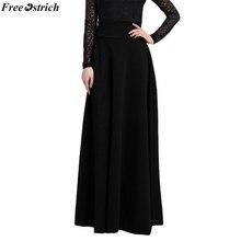 0c66abe72 Libre de avestruz faldas de las mujeres chica negro faldas sexy de la  burbuja de la