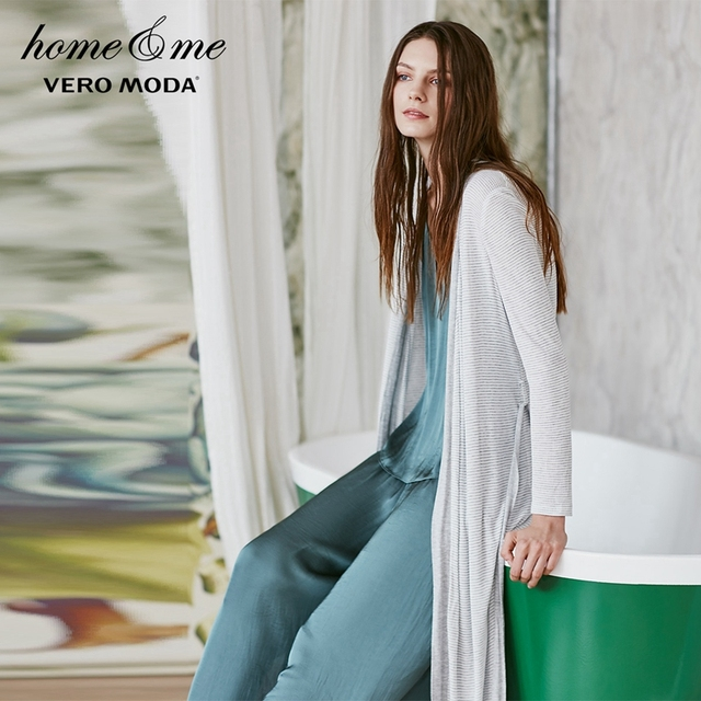Vero Moda  Waist Tie Regular Fit Casual Gown  3174R1508