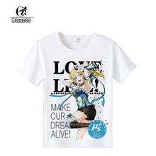 ROLECOS Japanese Anime Love Live Cosplay Costumes Aqours Mem