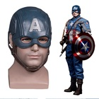 Captain America head...