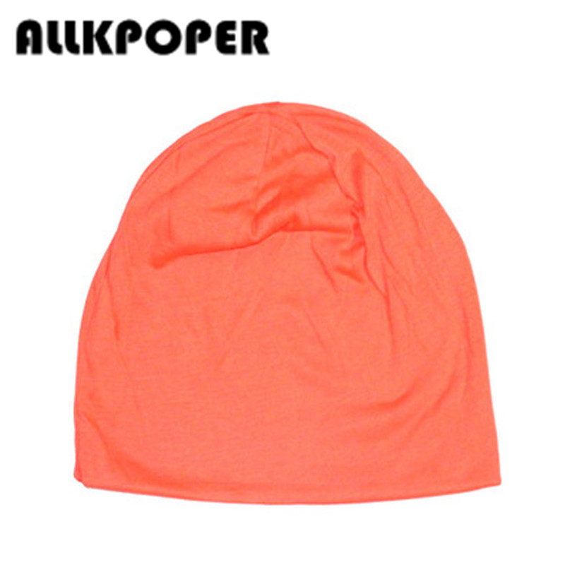 ALLKPOPER Autumn/Winter Men's Skullies Beanies Hat Cap Men casual Outdoor Sports cotton Turtleneck Male Wind Hip Hop hats skullies
