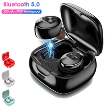 XG12 TWS Wireless Bluetooth 5.0 Earphone Stereo Handsfree Wireless Earbuds Headset With Charging Box Mic For All Smart phone