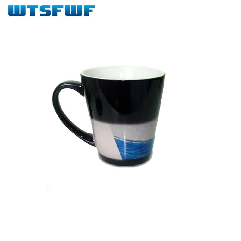 Wtsfwf Pigūs Geras 6vnt / partija 12OZ Kūginis puodelio spaustukas - Biuro elektronika - Nuotrauka 5