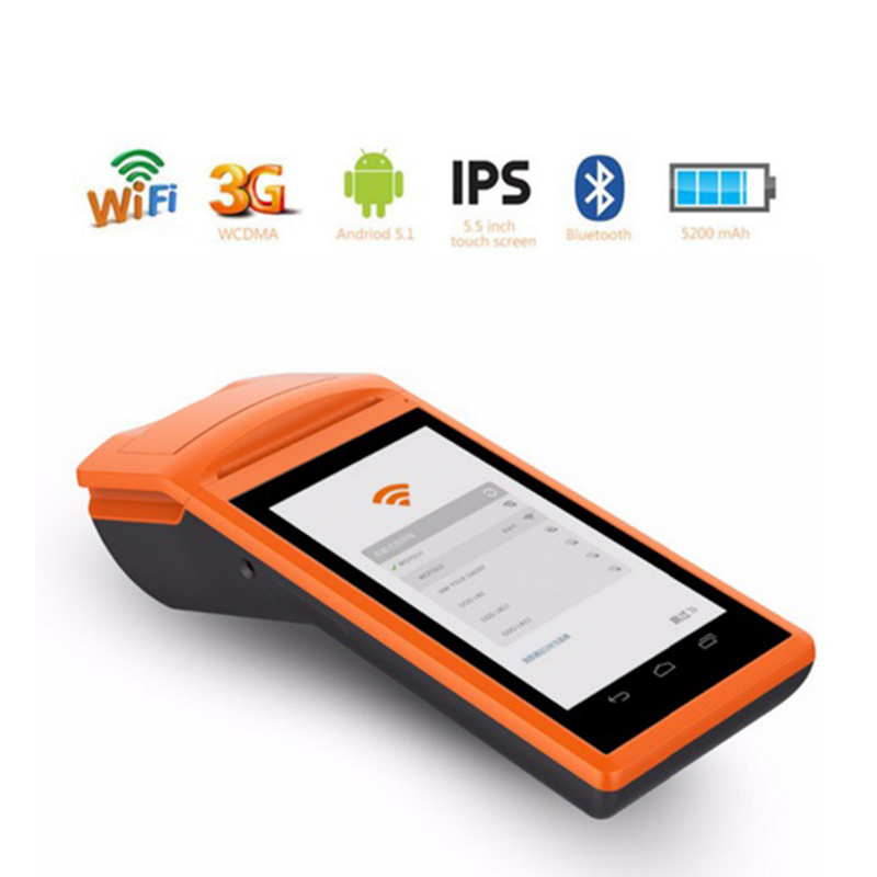android printer SM-V1 wifi+bluetooth +GPRS pos with free shipping  honda s2000 stop lights