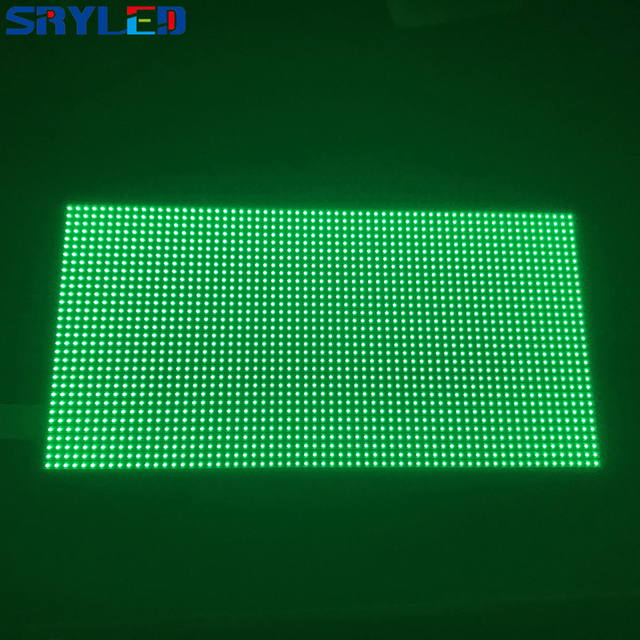 hub75 led display module led p5 smd 3 in 1  indoor led module supported by Linsn / Nova control card