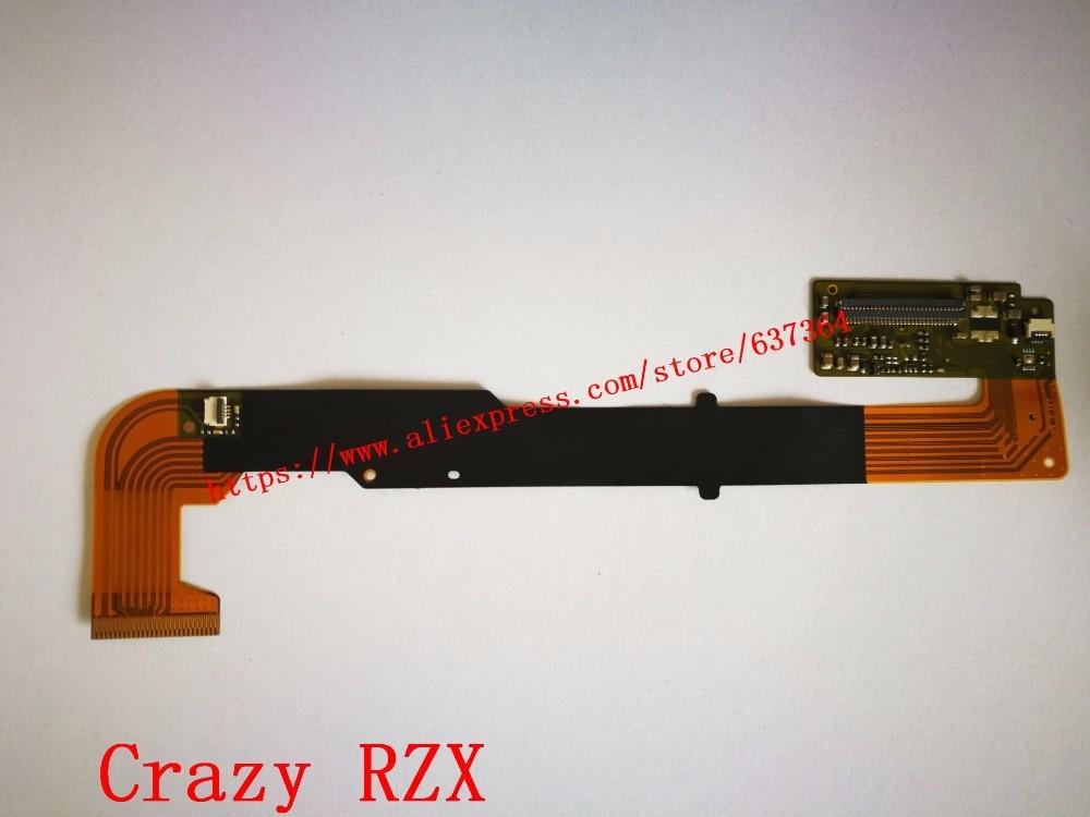 цена на 10PCS/ NEW Shaft rotating LCD Flex Cable For Fuji Fujifilm XA2 X-A2 XA-2 Digital Camera Repair Part