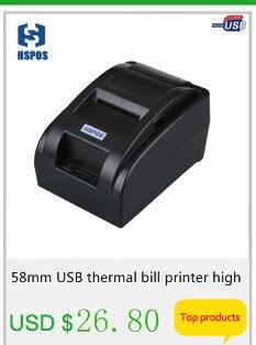de energia porta usb impressora de recibos