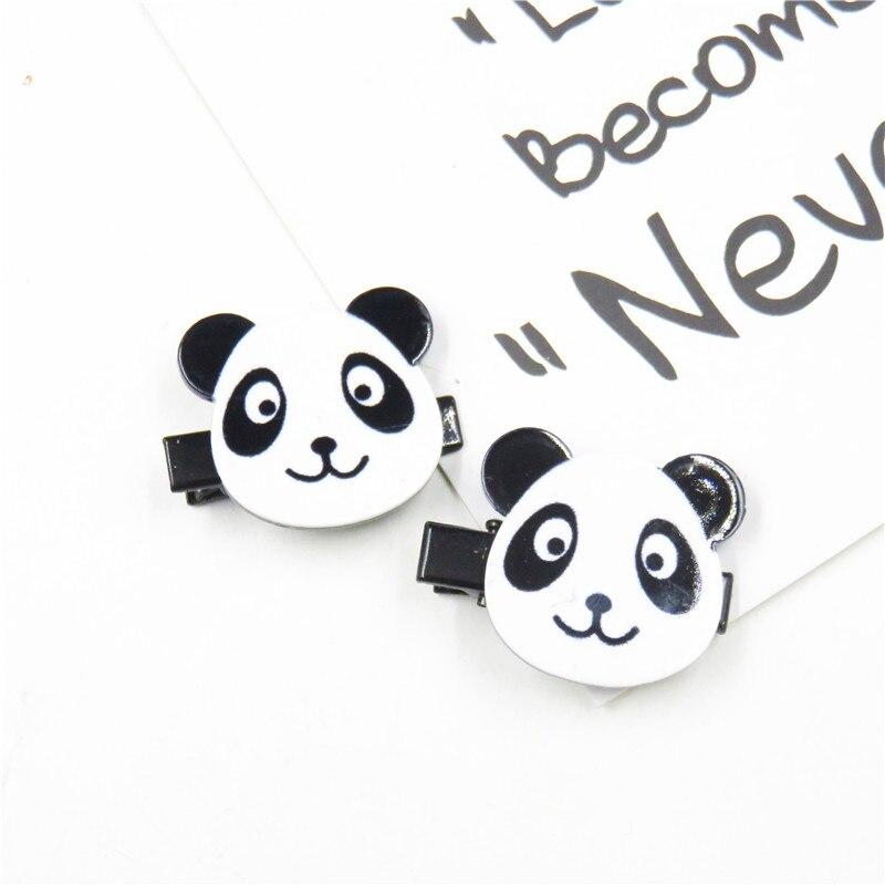 1 Pcs Schöne Panda Elastische Haar Bands Für Mädchen Chinesischen Stil Clip Stirnband Scrunchy Haarnadel Kinder Haar Zubehör Für Frauen Profitieren Sie Klein