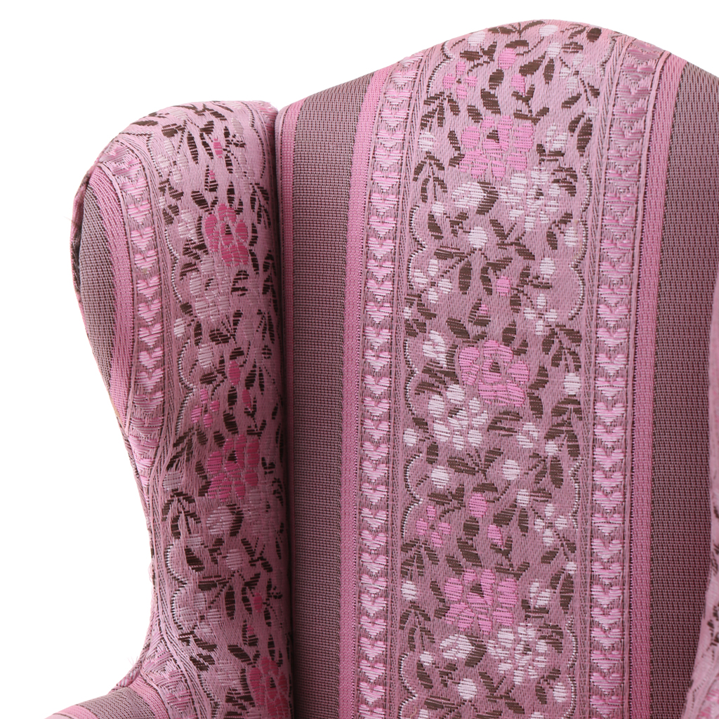 1/6 Dollhouse Living Room Furniture Wing Chair Single Couch Sofa for 1:6 Doll House Decor Kids Classic Birthday Gift Collect