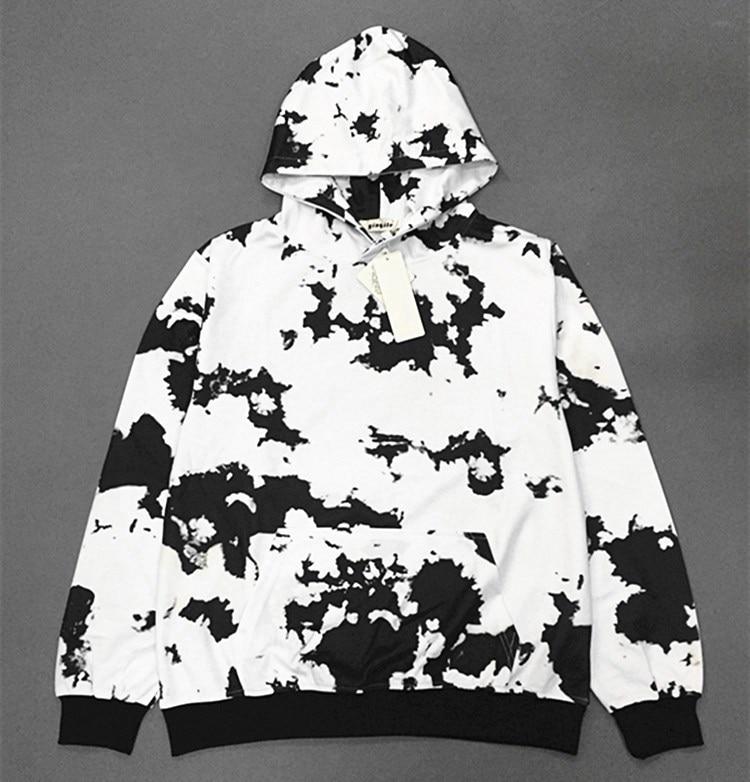 Kpop Blackpink 2019 nouveau noir blanc à manches longues sweat à capuche pour femme streetwear exo mode Harajuku sweat à capuche femme vêtements