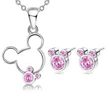 Фирма Boosbiy, ожерелье, прозрачный кубический цирконий, серебряный цвет, ювелирное изделие, колье для женщин, на день рождения, помолвка, Круглый Кулон BNA003