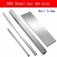 Высокопрочная стальная пластина из быстрорежущей стали hrc63