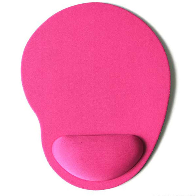 e02489fff4f Mouse Pad with Wrist Rest for Computer Laptop Notebook Keyboard Mouse Mat