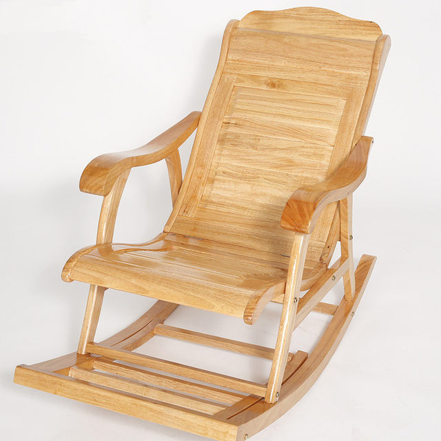 Hardwood Indoor Modern Adult Rocking Chair Rocker Living Room Furniture Or  Outdoor As Balcony Chair Wooden Porch Rocking Chair