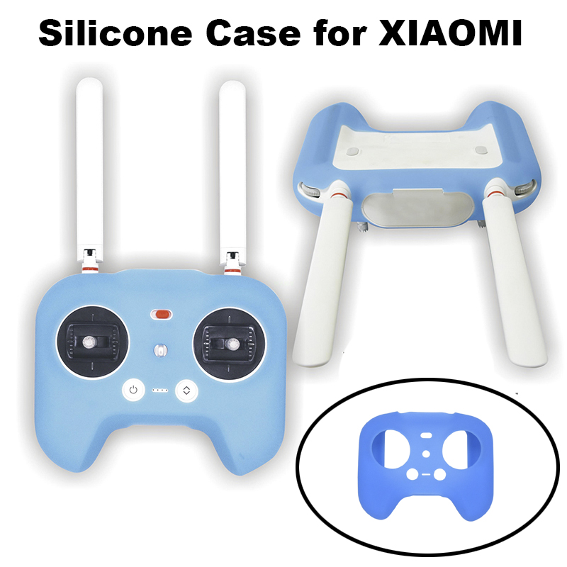 Remote Controller Silicone Cover For Fimi 1080P 4K Camera Drone Parts Transmitter Skin Case Dust-proof Protector Guard