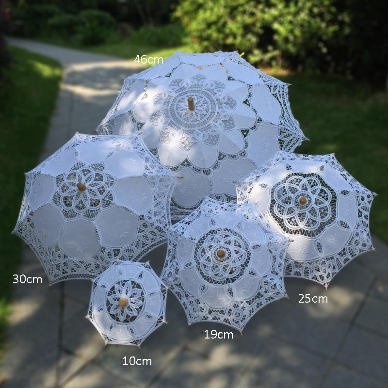 lace parasol set