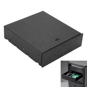 "Image 5 - External Enclosure 5.25"" HDD Hard Drive Mobile Blank Drawer Rack for Desktop PC Drop Shipping"