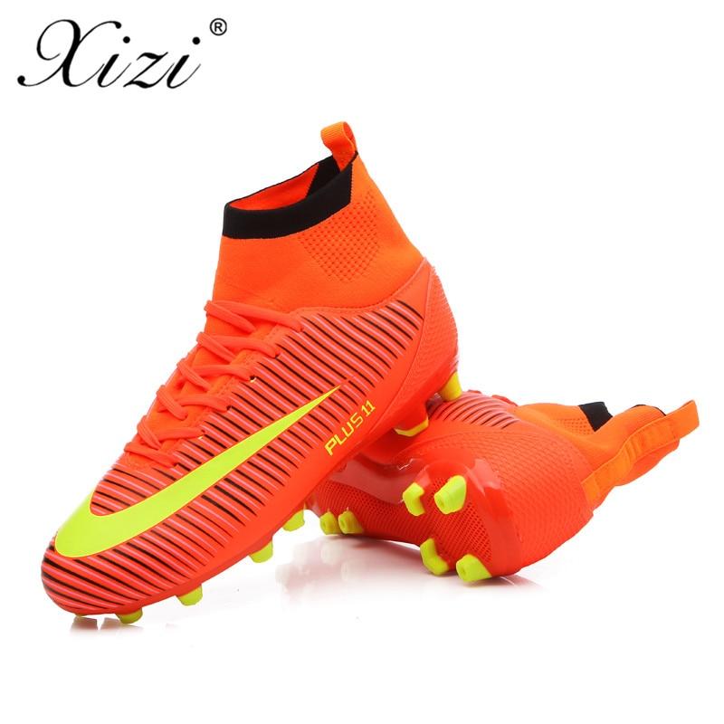 XIZI 2018 Ανδρικά υποδήματα ποδοσφαίρου - Πάνινα παπούτσια - Φωτογραφία 4