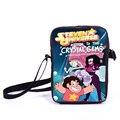 Steven Universo dos desenhos animados Saco Do Mensageiro Das Mulheres Bolsas Crianças Sacos de Escola Dos Meninos Meninas Bolsa de Ombro Anime Gravity Falls Sacos Transversais