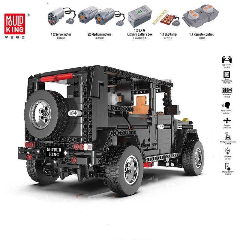 RC Auto 13070 Kompatibel Mit Technic Serie MOC 2425 Banz G500 AWD Wagon Bausteine Ziegel Spielzeug Für Kinder Gfits-in Sperren aus Spielzeug und Hobbys bei  Gruppe 3