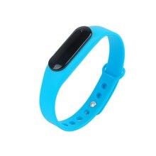 Новое поступление C6 Смарт-часы 3 цвета 0.69 дюйма Смарт часы-переносной Спорт оригинальный браслет сна Мониторы браслет активных трекер
