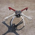 F450 450 Quadcopter MultiCopter Frame kit W/ White Tall Landing Gear Skid for DJI F450 F550 SK480 FPV