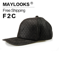 Fashion Brand Hat Warm Cotton Baseball Cap Snapback Golf Cap Women Knitted Hat Fitted Hats For