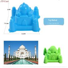 6Pcs font b Kinetic b font Motion font b Sand b font Castle Building Model Mold