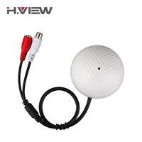 H. вид микрофон наблюдения мини аудио Палочки до устройства для дома безопасности Системы для IP Камера звук Палочки звук Мониторы Наборы