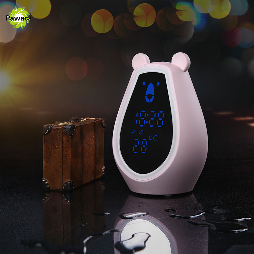 Multi-function Led Digital Alarm Clock Night Light Temperature Display Mirror Alarm Clock Snooze with Wireless Bluetooth Speaker