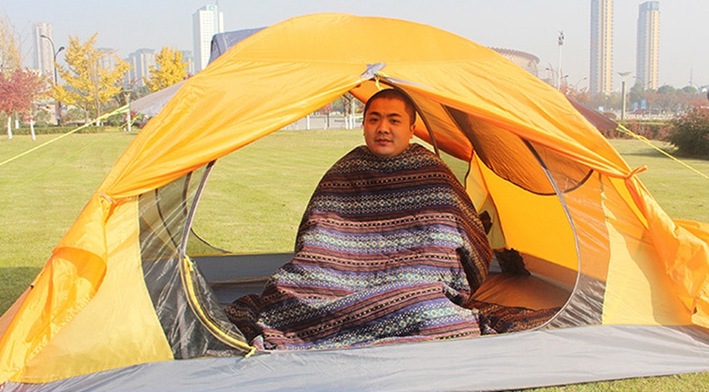 Esteira de acampamento