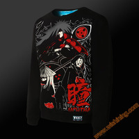 Cool Naruto Uchiha Madara Hoodies Heren Jongens 3XL Plus Size Hoody Mode Zweet Shirt