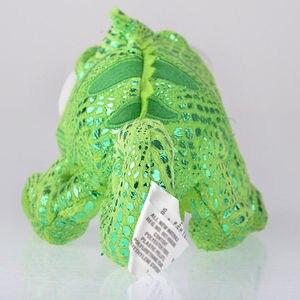 Image 3 - Милые животные Паскаль Хамелеон ящерица плюшевые игрушки мягкие животные 20 см 8 дюймов детские игрушки для девочек Подарки для детей