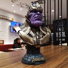 Gifts For Men Superhero Toys Unique Items Home Decor Thanos Statue